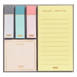 ADHESIVE NOTES SET: INSPIRATION