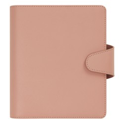 B6 LEATHER PERSONAL PLANNER VINTAGE ROSE: SIGNATURE EDITION