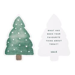 CONVERSATION STARTERS 25PK FOREST GREEN: CHRISTMAS
