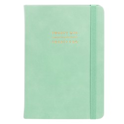 21/22 A5 SOFT TOUCH WEEKLY DIARY THYME