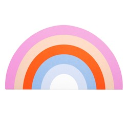 RAINBOW NOTEPAD CANDY PINK: MALALA FUND COLLABORATION