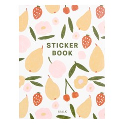 STICKER BOOK: LIVING WELL