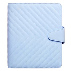 A5 QUILTED PERSONAL PLANNER BLUEBELL: NOTEWORTHY