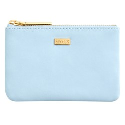 SOFT TOUCH POUCH SMALL NOTEWORTHY BLUEBELL: SIGNATURE EDITION